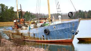 Skrotbåt