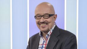 Toimittaja Juha Roiha