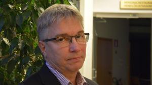 miljövårdschef Carl-Sture Österman i Pargas.