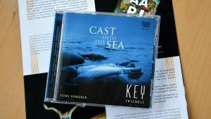 Key Ensembles nya skiva, Cast into the Sea.