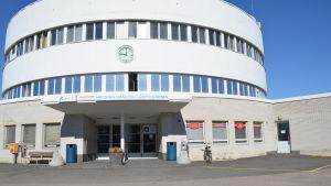 Flygstationsbyggnaden i Malm