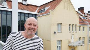 Gunnar Suikki, projektchef vid Helsingfors stads näringslivsavdelning
