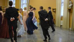 Katedralskolans gamlas dans 2017.