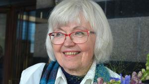 Kääntäjäkarhun voittaja 2017 Liisa Enwald