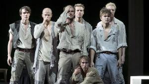 Baletti: Seitsemän veljestä