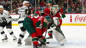 Minnesota Wild besegrade Los Angeles Kings