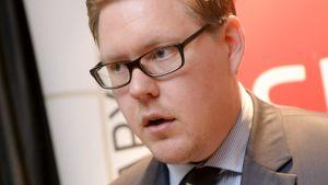 antti lindtman, ordförande för SDP:s riksdagsgrupp
