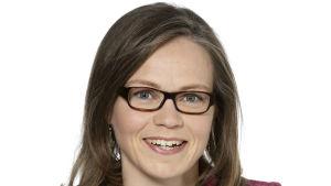 Tiina Elo (De Gröna) är stadsstyrelsens viceordförande i Esbo.
