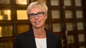 Veronica Rehn-Kivi uusi kansanedustaja eduskunta / RKP