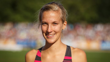 Camilla Richardsson, Paavo Nurmi Games 2016.