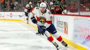 Aleksander Barkov, Florida Panthers.