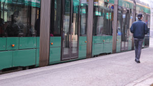 Spårvagn i Helsingfors