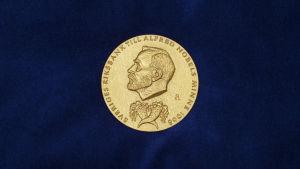 Ekonomiprismedaljen. Riksbankens pris till Alfred Nobels minne