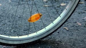 Cykeldäck med reflex