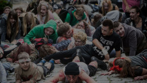 Zombiewalk i Polen
