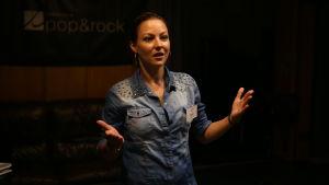 Niki Westerback coachar.