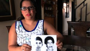 alejandra balvinin isä ja veli ovat kadonneet jäljettömiin.
