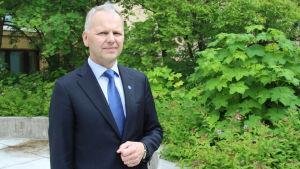 Jari Leppä Maa-ja metsätalousministeri
