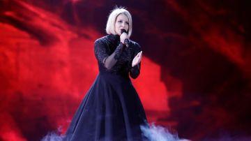 Eurovision ryska artisten erbjuds att tavla via satellitlank
