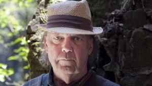 Neil Young vuonna 2014