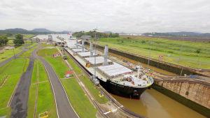 Fartyg i Panamalkanalen