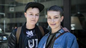 Emil och Olivia
