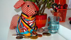 Medaljsamling