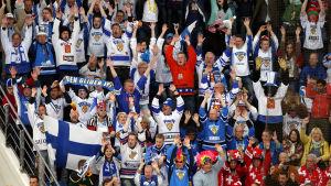 Finska fans lär invadera Ostrava i vår.