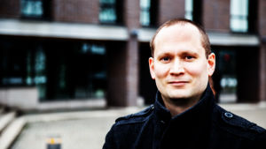 Yles reporter AG Karlsson