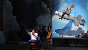 Oopperasta Julius Caesar (Giulio Cesare in Egitto)