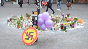 Här blev en man misshandlad av Finska motståndsrörelsen