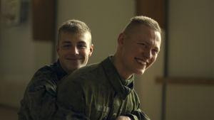 Joel Österholm  and Jonathan Mattsson