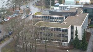 Turun Kauppakorkeakoulus huvudbyggnad i Åbo.