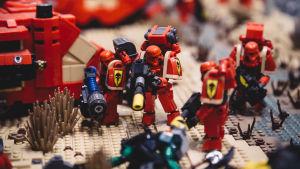 Lego?