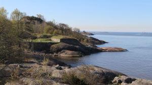 Skanslandet i Helsingfors