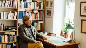 Författaren Fredrik Lång