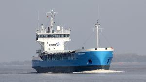 Fraktfartyget Prima Donna