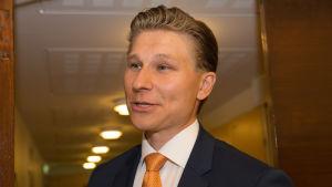 Antti Häkkänen kansanedustaja eduskunta