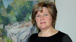 Gun Eklund är vd för Folkhälsan Syd Ab
