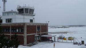 Åbo flygplats.
