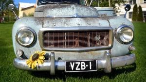 Grillen på en Volvo Duett