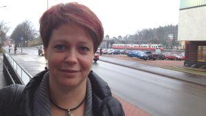 Raseborgs grundtrygghetsdirektör Jeanette Pajunen.