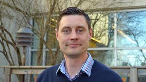 Michael Moberg.
