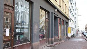 Vasagatan i Helsingfors