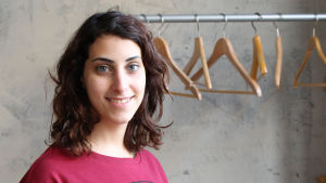 Hanan Snih, syrisk asylsökande