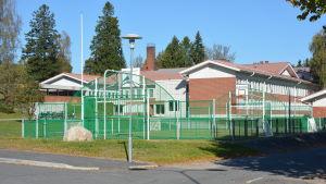 Höjdens skola i Tenala.