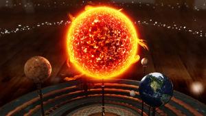Uudet tutkimukset muuttavat käsityksiä aurinkokunnastamme.