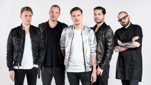 My first band är med i Tävlingen för ny musik, UMK, 2017.
