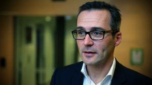 Mikko Kautto, direktör på pensionsskyddscentralen