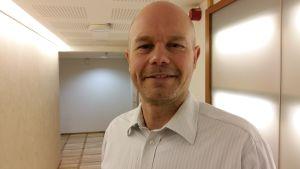 Erno Järvinen, skogsforskningschef MTK